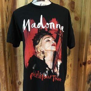 Tops - Madonna concert tee